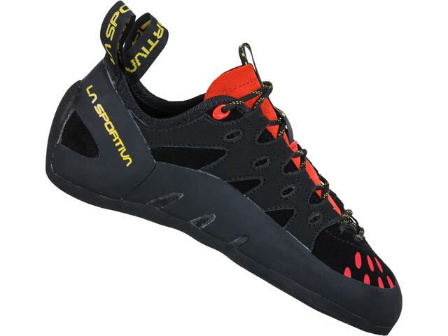 La Sportiva Tarantulace Klimschoenen Heren, zwart/rood